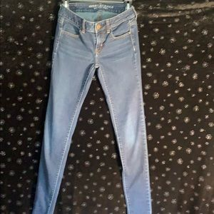 American Eagle 🦅 skinny Jeans size 0